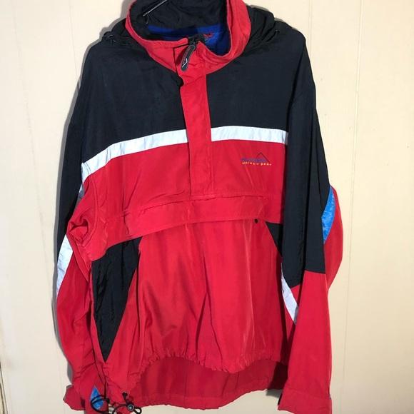 60497c6d Tommy Hilfiger Jackets & Coats | Vintage Athletics Windbreaker ...